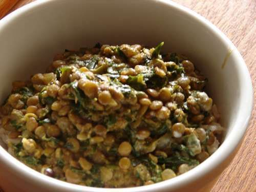 Rice and lentil recipes easy