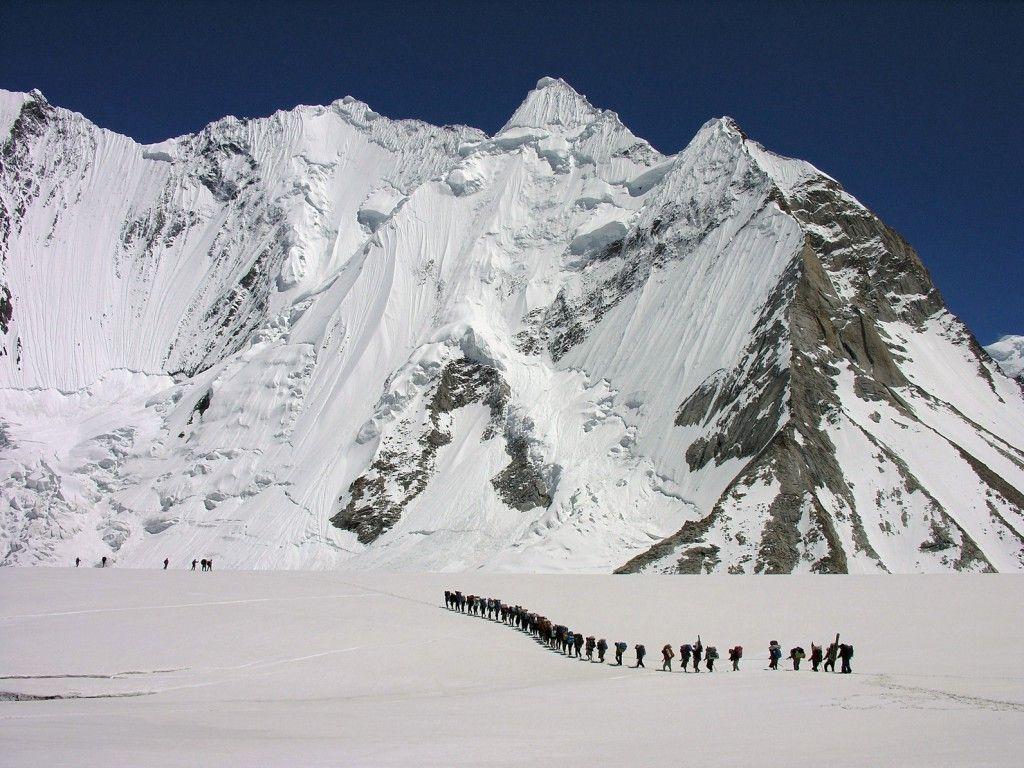 K2, Pakistán