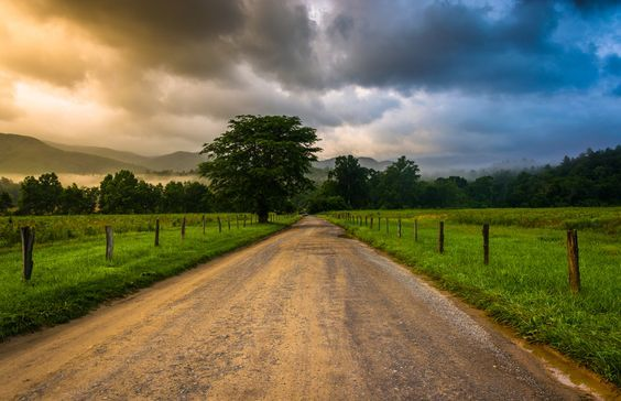 Cades Cove is one of our favorite drives in the Smokies!