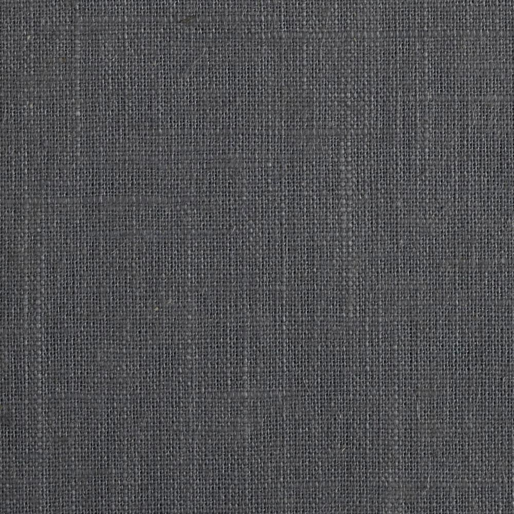 Slipcover fabric by the yard - Robert Allen Linen Slub Slate From Fabricdotcom This Linen Rayon Blend Fabric Is Medium
