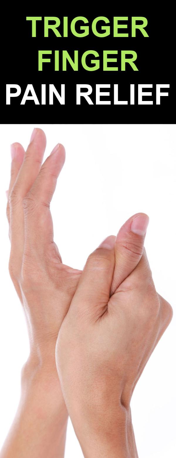 Pin on Trigger Finger