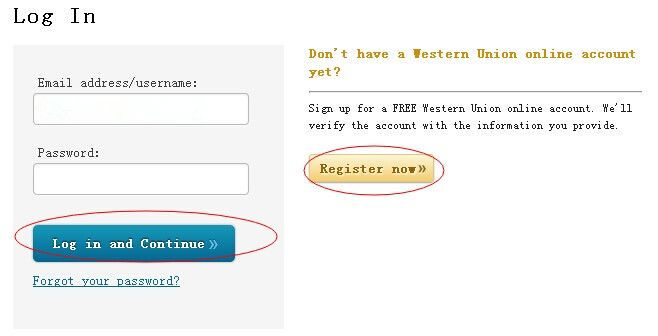 How To Register Western Union Money Transfer