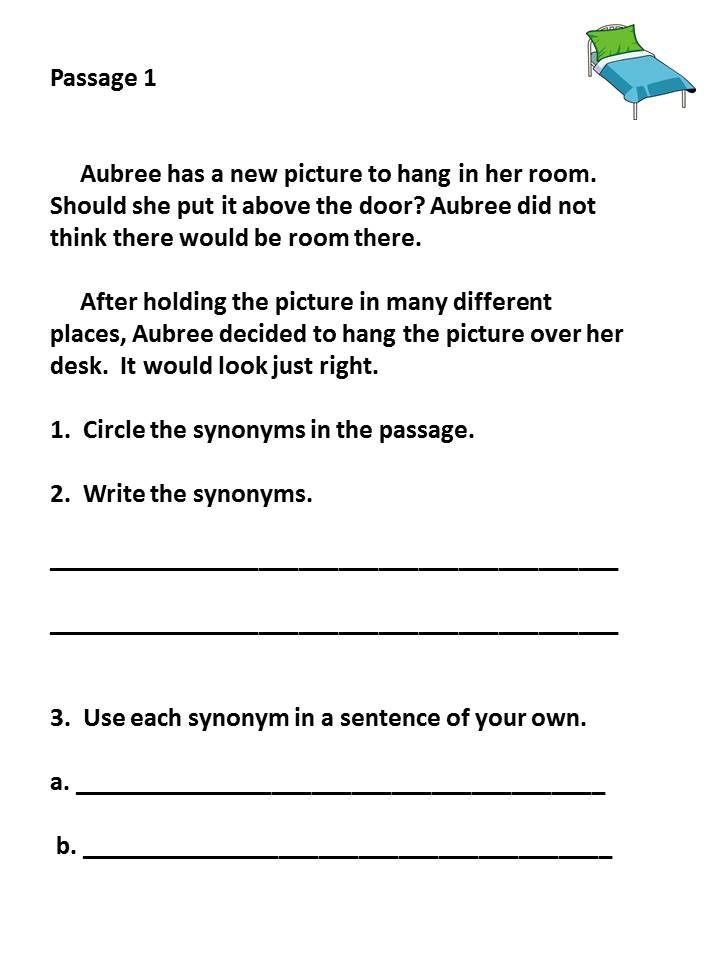 Paragraph Fill In The Missing Words Vocabulary Worksheets 4th Grade Vocabulary Words Paragraph Worksheets