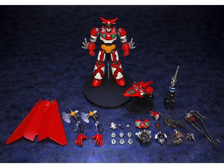 ex gokin getter 1 final battle version getter robo getter robo #transformer
