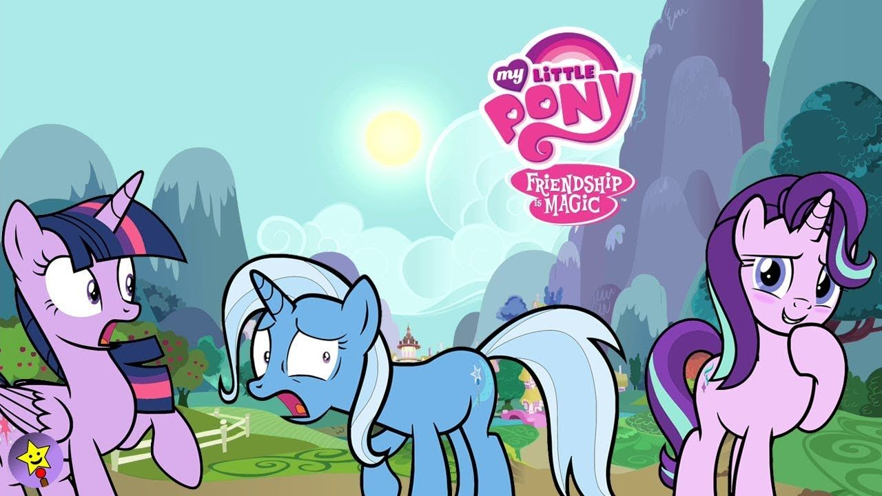 A Compilation Of My Little Pony Coloring Page Videos Starlight Glimmer Coloring Book Page Trix My Little Pony Coloring My Little Pony Twilight Twilight Sparkle