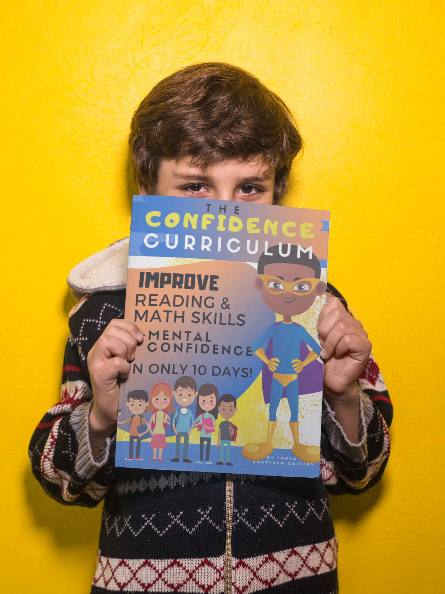We Designed The Confidence Curriculum To Be A
