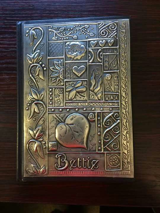 Diy Book Cover Embossing : Image result for pewter ideas and designs
