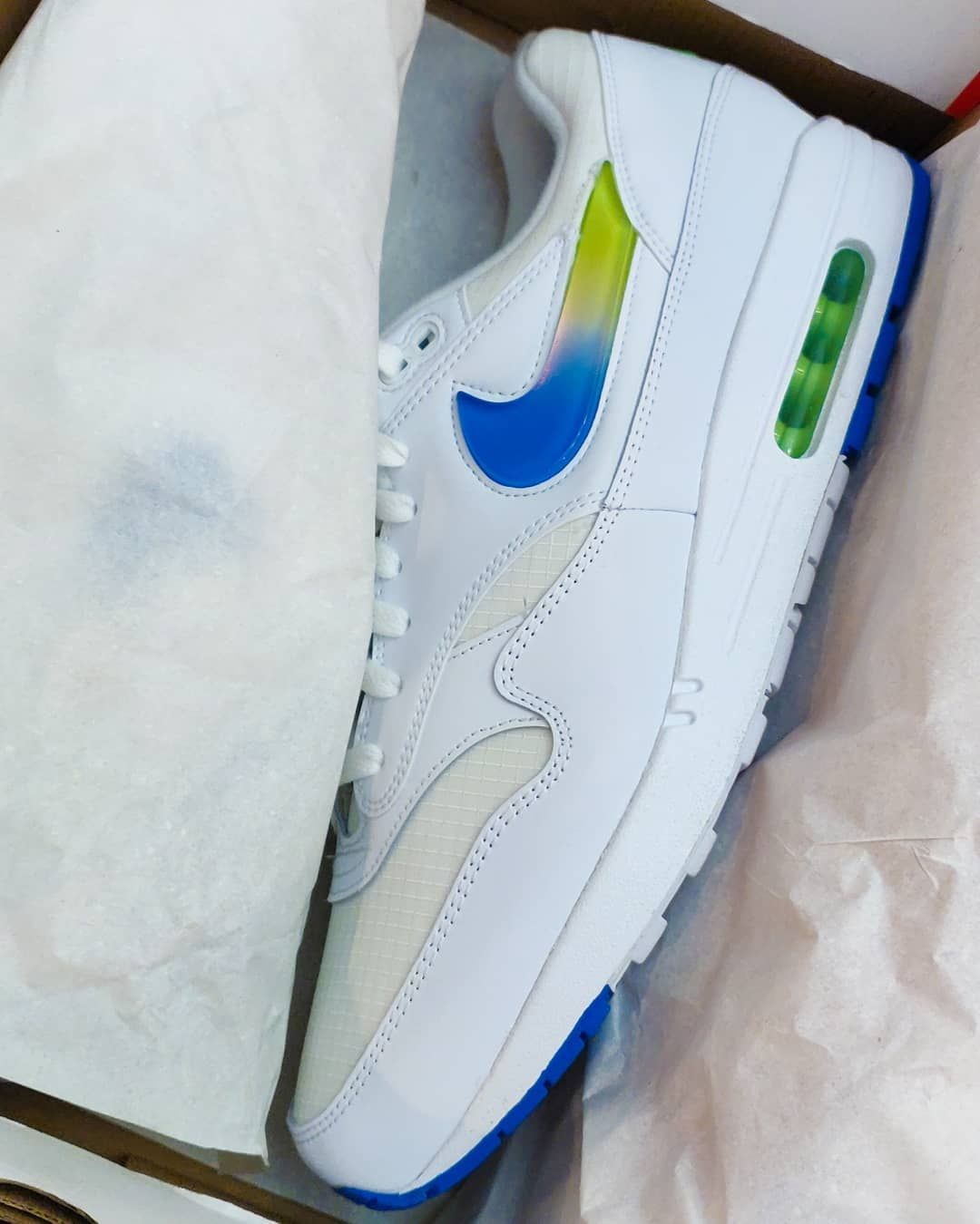 wholesale new cheap dirt cheap Nike Air Max 1 SE Size 13 SOLD Its crazy that I ended up ...
