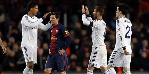 Jadwal Real Madrid Vs Barcelona - Now Trend
