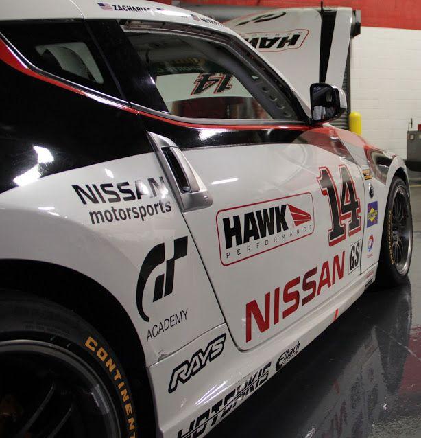 Nissan Doran Racing 370Z North salt lake, Salt lake