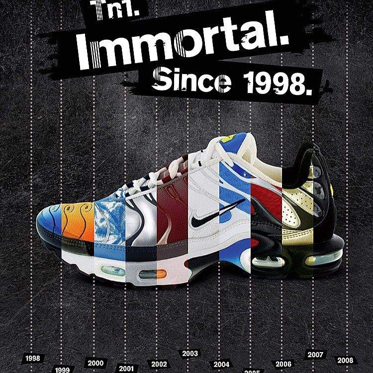 newest 9f90a 270ba TN This advertisement never gets old #immortal ...