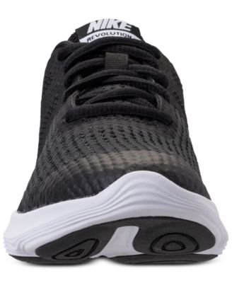 107fd7232f17 Nike Girls  Revolution 4 Shield Athletic Sneakers from Finish Line - Black  6.5