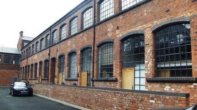 Dream Warehouse Conversion Jewellery Quarter Birmingham