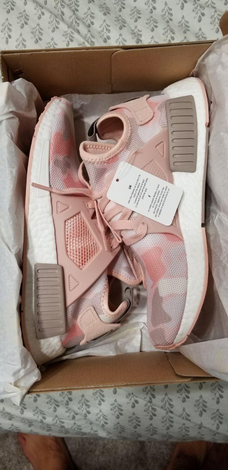 adidas nmd rt duck mimetico donne sz scarpe / boots /.