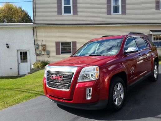 Pin By Brandy Whiting On My New Ride Gmc Terrain Gmc Whips