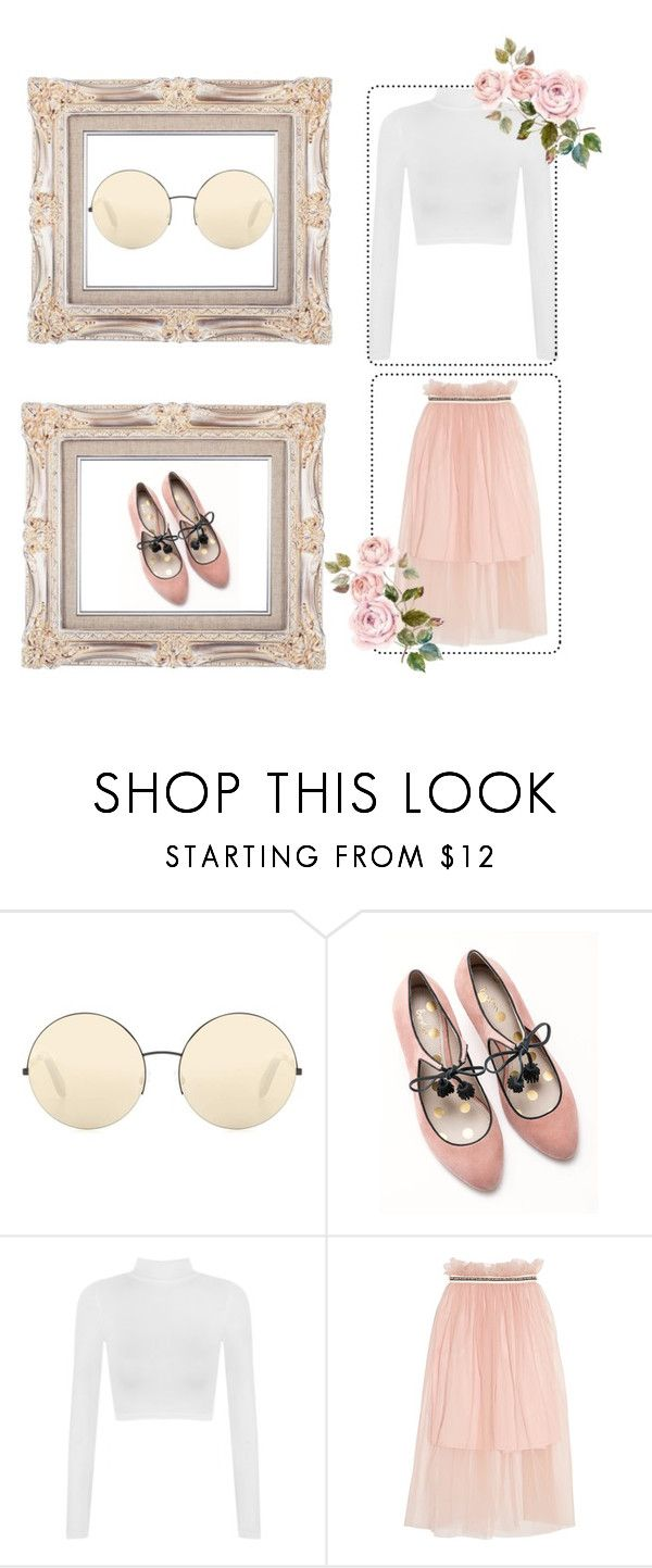 """Lady In Pink"" by darkcloud-466 ❤ liked on Polyvore featuring Victoria Beckham, Boden, WearAll and Mother of Pearl"