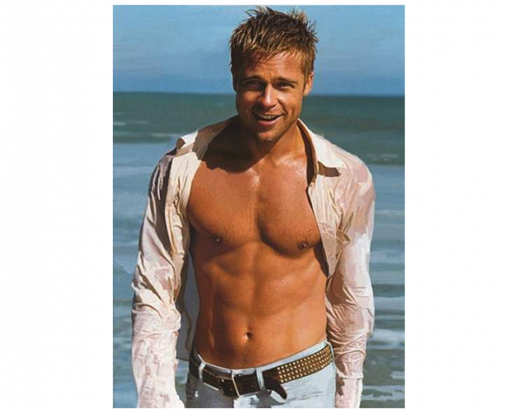 Brad Pitt Body | www.pixshark.com - Images Galleries With ...