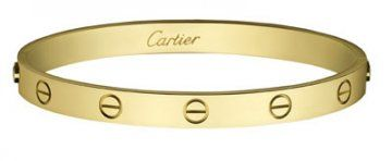 I Have Loved This Cartier Love Bracelet Forever Put In My Fashion And Not Dreams Because Will Get It One Day