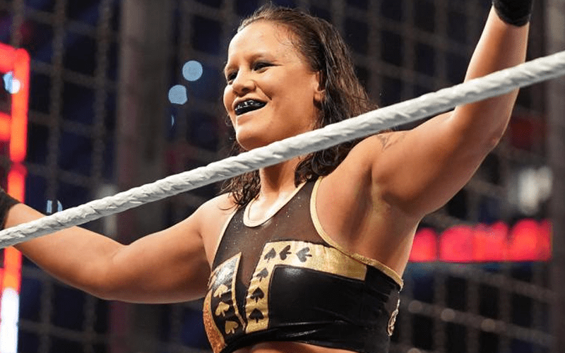 Shayna Baszler Is Incredibly Confident Heading Into