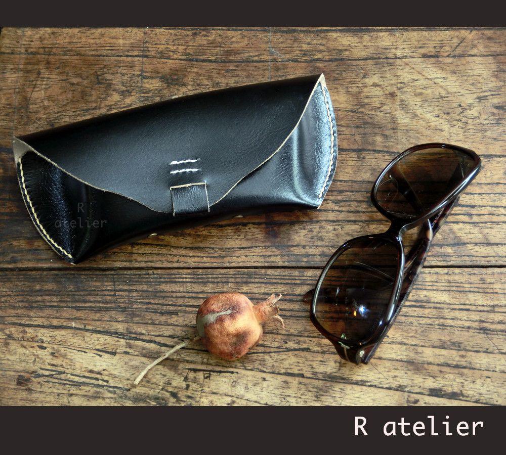 Leather Sunglasses Glasses Case In 2020 Sunglasses Case Glasses Case Leather