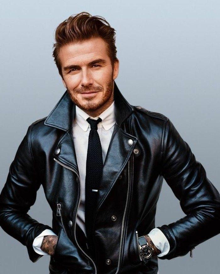 85ff1518c Trouvez votre modèle de veste en cuir homme! | Mode Homme | David ...