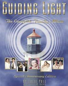 """Guiding Light"", the soap which I watched in the 1950s and again in the 1990s until it was canceled"