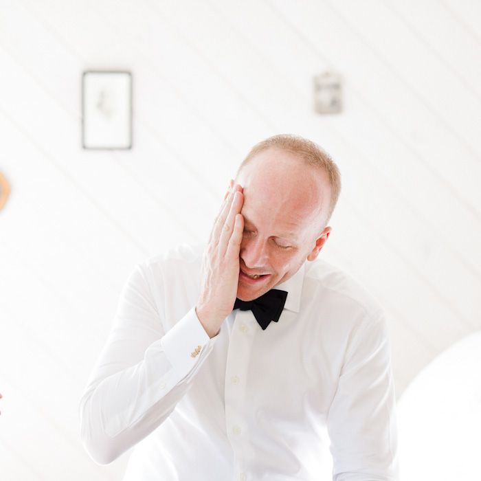 Well-Groomed Groom: Range of Emotion - A #groom is on an emotional rollercoaster as he preps, weds, and parties. #wedding