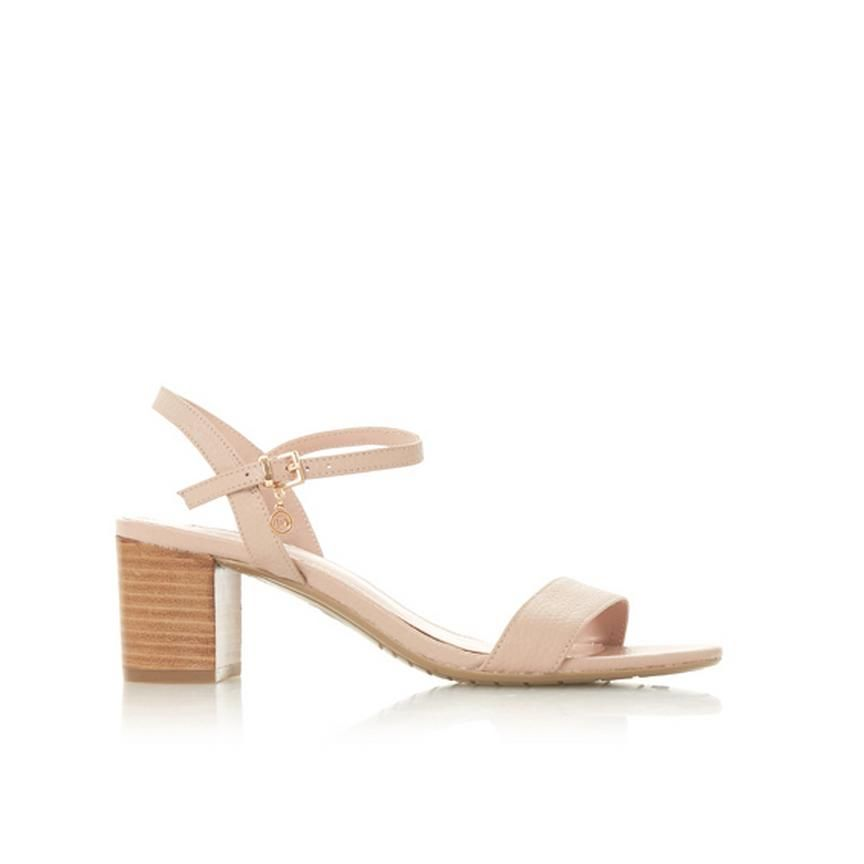 676768b110be JIGGLE - Block Heel Sandal in 2019