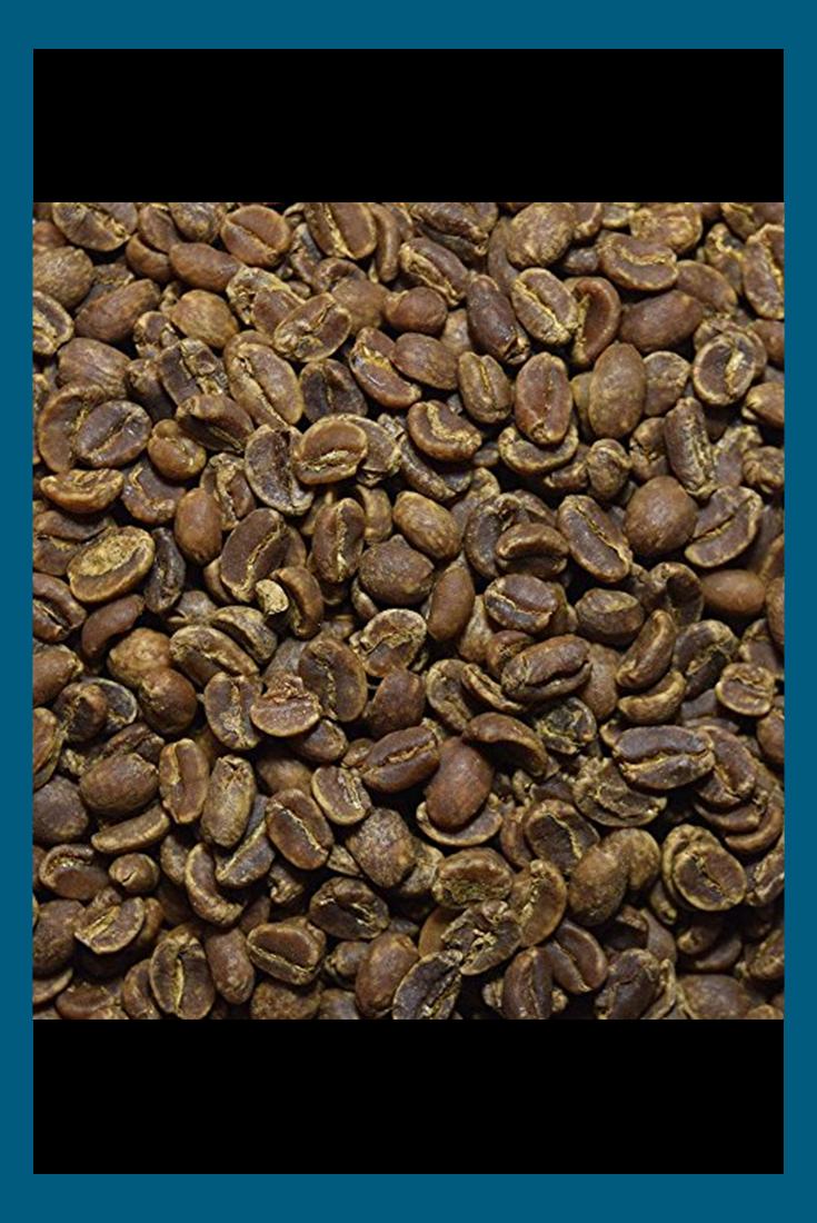 Fresh Roasted Coffee LLC, Green Unroasted Ethiopian Sidamo Decaffeinated Coffee Beans, Fair ...