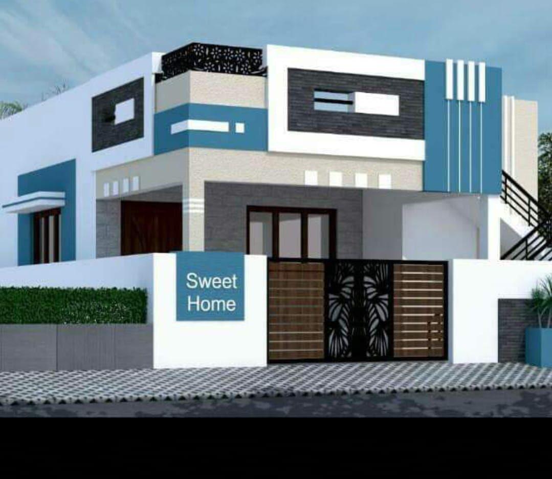 Vanas Design House Floor Design Small House Elevation Design