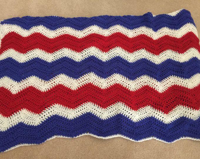 Crochet bebé manta de Chevron | Laura | Pinterest | Ganchillo mantas ...