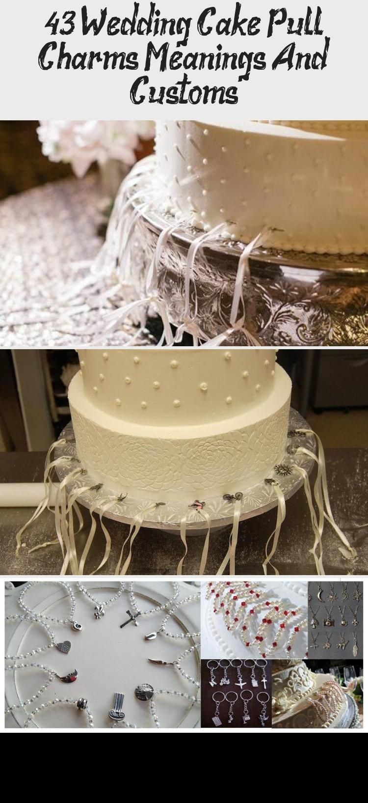 43 Wedding Cake Pull Charms Meanings And Customs Curious And Cozy Popularweddingcakesflavors V In 2020 Cake Pull Charms Wedding Cake Pull Charms Wedding Cake Pulls