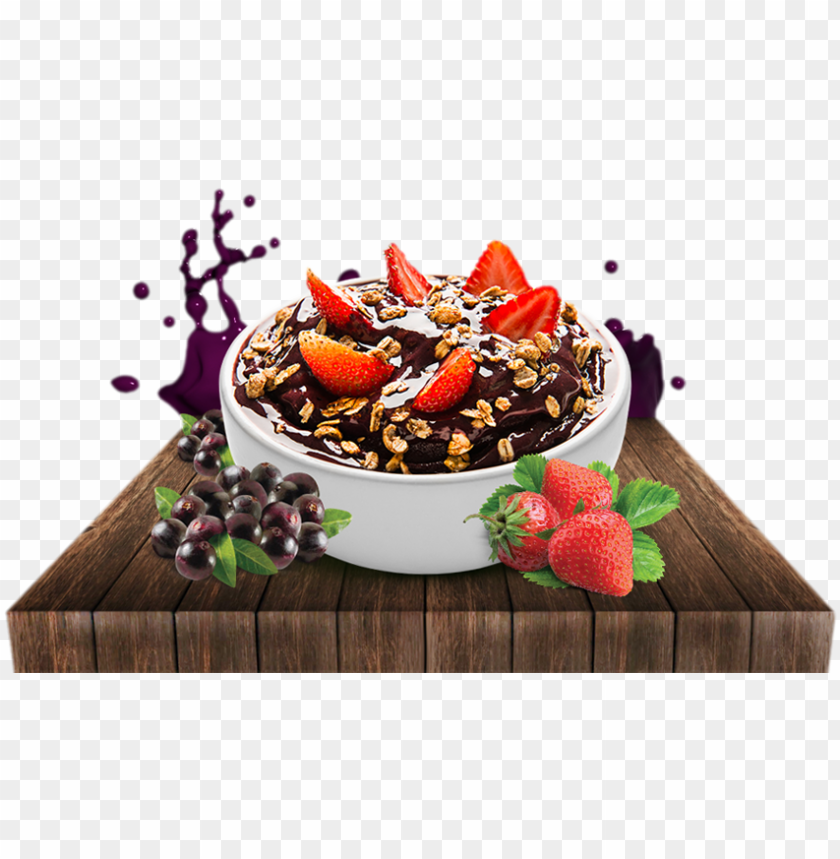 Acai Png Acai Com Frutas Png Image With Transparent Background Png Free Png Images In 2021 Acai Png Banner