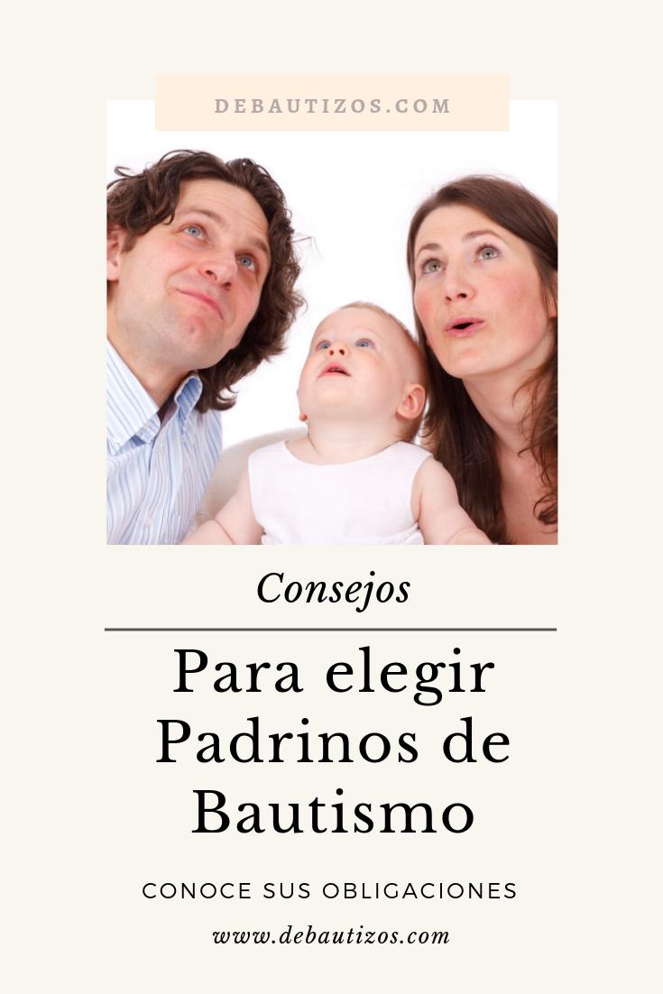 Cómo Elegir A Los Padrinos De Bautizo De Bautizos Regalos De Padrinos Bautizo Padrinos