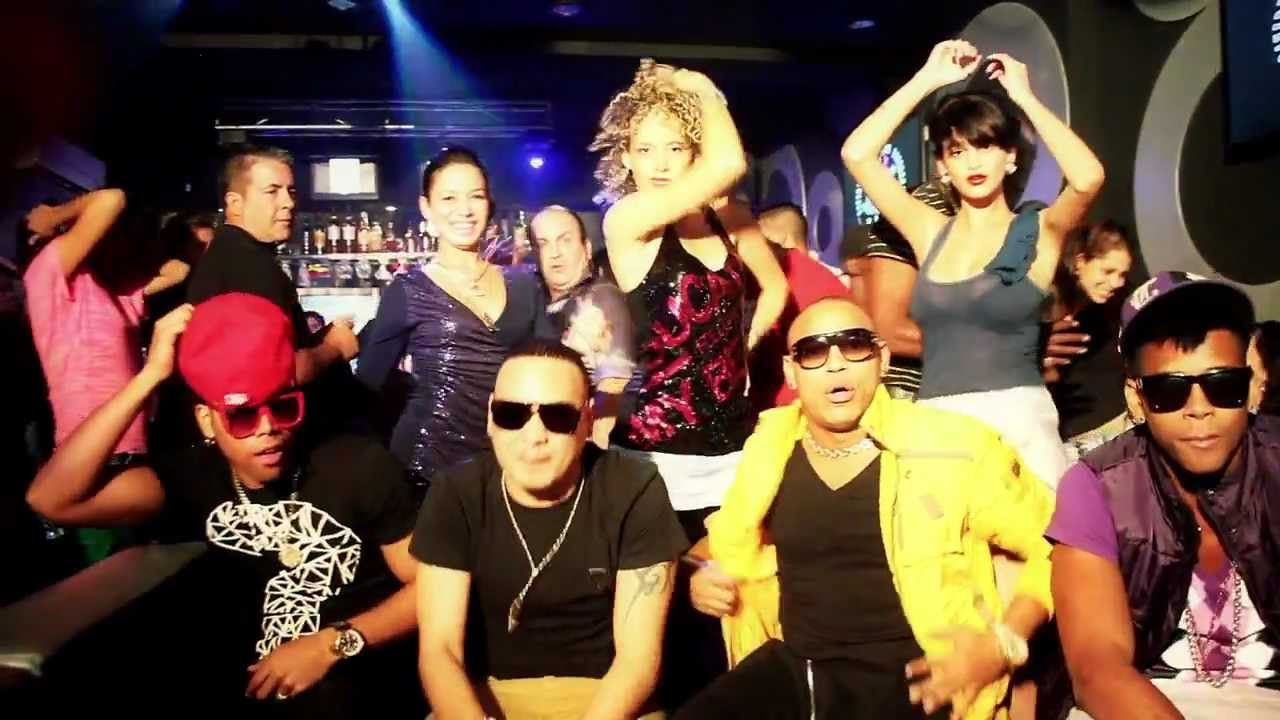 GENTE DE ZONA, MARVIN FREDDY & KAYANCO - La Alarma (Official Video HD)