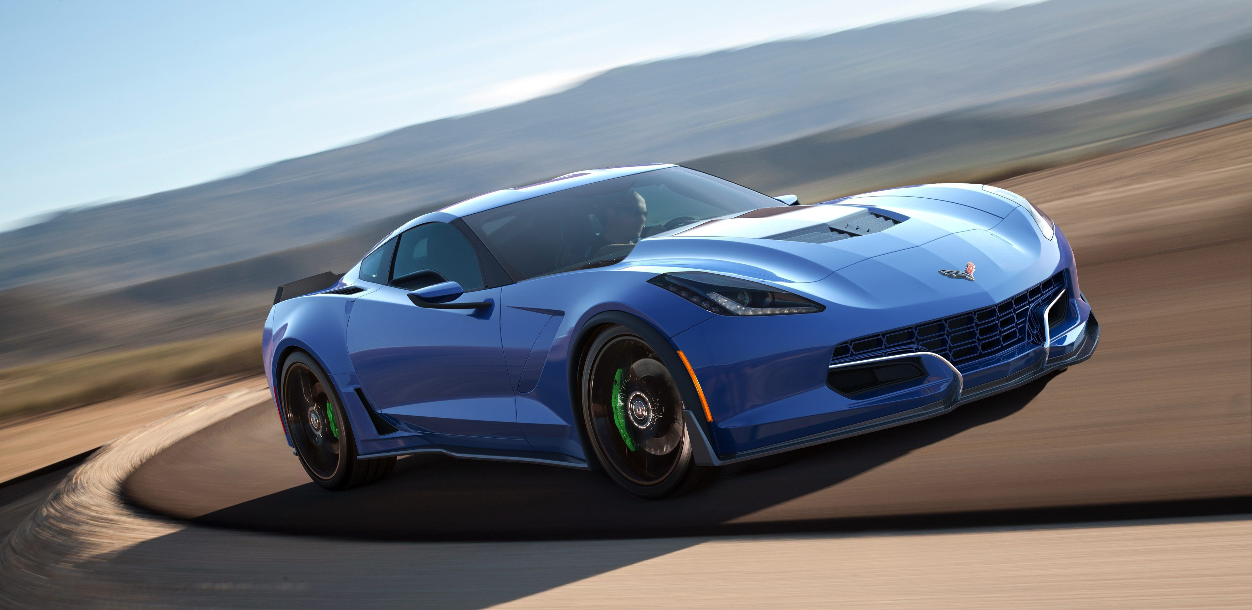 All Electric Corvette Coming To Limited Production For Staggering