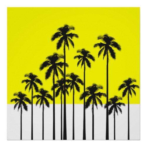 Palm Trees Design