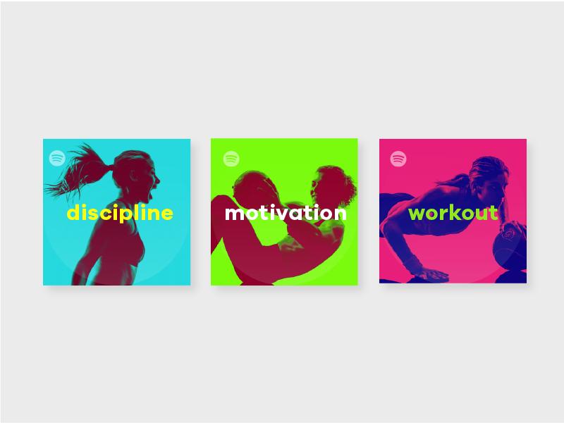 Spotify Trend Fitness motivation, Motivation