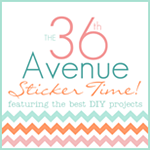The 36th AVENUE- A creative DIY blog. Sharing tons of recipes, gift ideas, crafts, home décor and home improvement easy to follow tutorials.