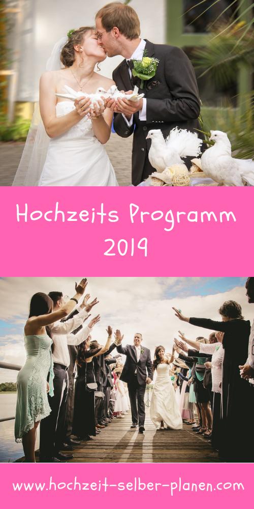 Mit Dem Richtigen Hochzeits Programm Wird Ihre Hochzeit Ein Voller