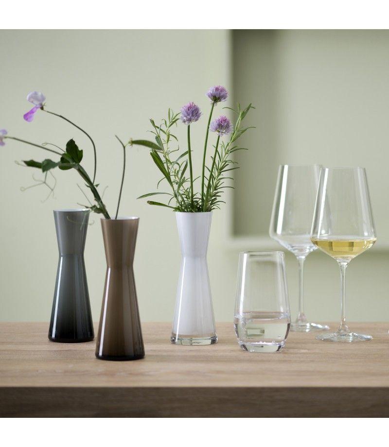 Tischvase Puccini #vase #decoration #deco #interior #leonardoglas ...
