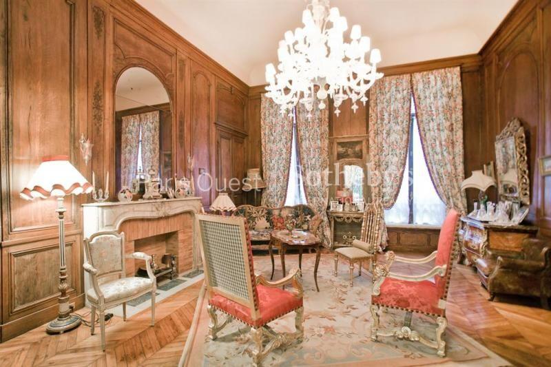 Vente hôtel particulier de luxe PARIS 8E 12 000 000 u20ac avec Lux