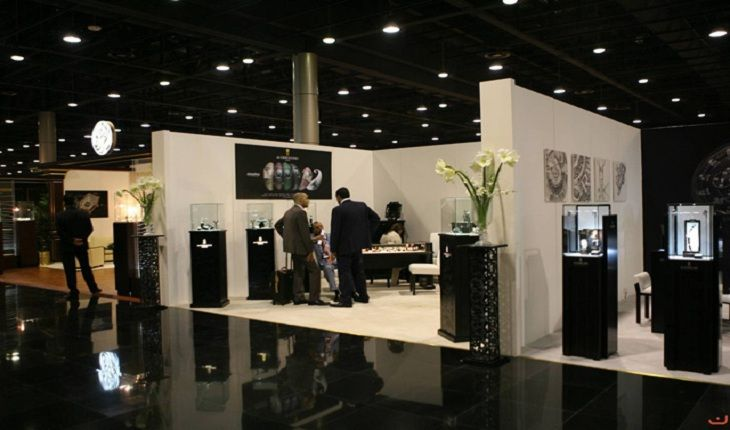 #QNB sponsors Platinum for the Doha Jewellery & Watches Exhibition