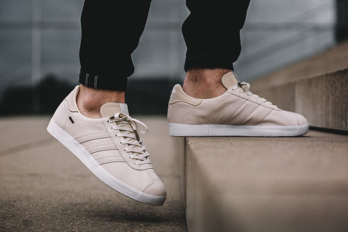 super popular d41b7 40365 On Foot Saint Alfred x adidas Consortium Gazelle GTX - EU Kicks Sneaker  Magazine