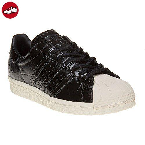 Adidas Adidas Adidas Superstar 80 S Damen Sneaker Schwarz Adidas sneaker a39828