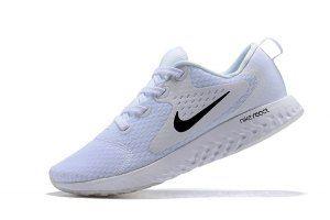 8d1a87fce5bd Nike Odyssey React Platinum White Black AA1626 010 Mens Running Shoes