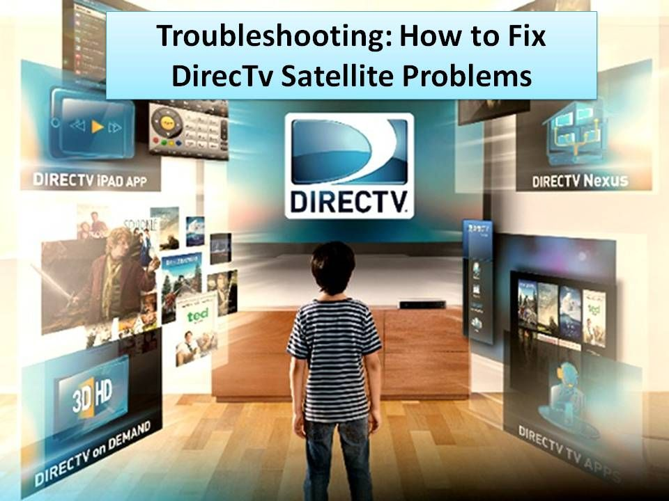 DirecTv is a highly technical satellite TV convenience that helps
