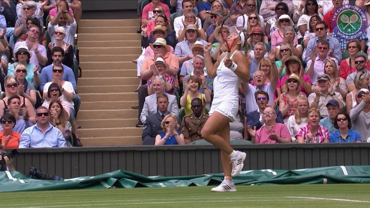 Kerber Williams Highlights
