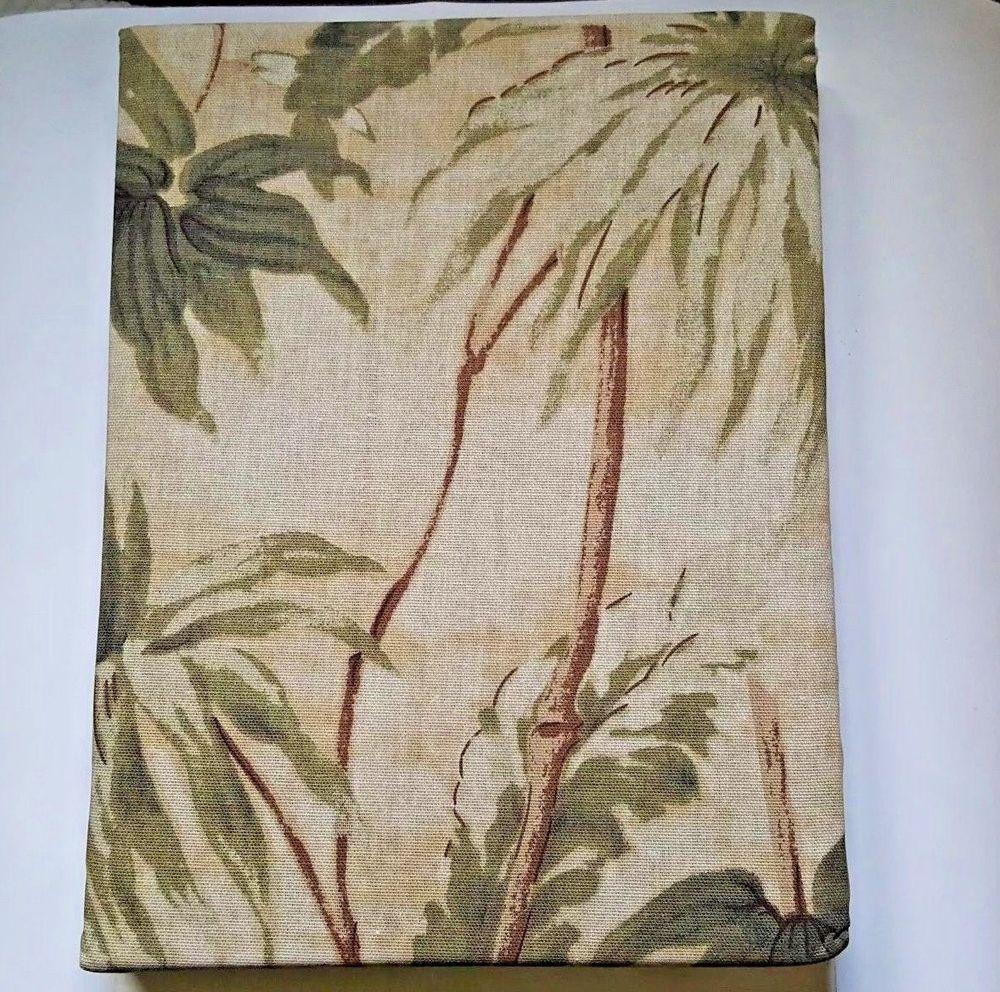 ralph lauren shower curtain tropical
