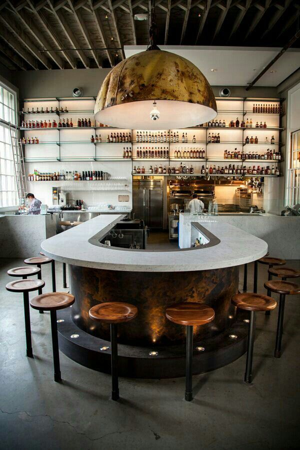 New Orleans Meets SF at Charles Phan\'s Hard Water | Round top ...